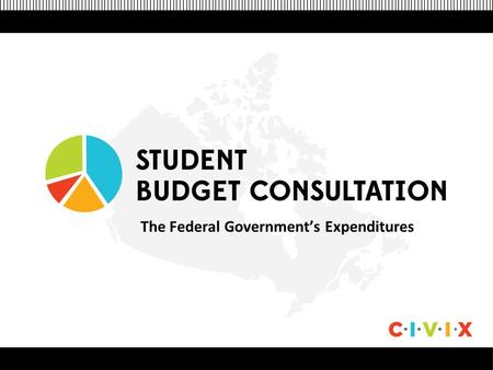 The Federal Government's Expenditures. Breakdown of Expenditures The federal government ' s expenditures can be divided into three key areas: 1) Transfer.