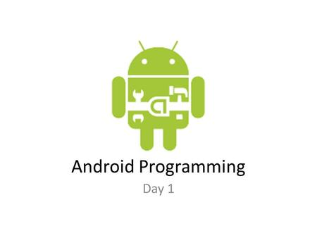 Android Programming Day 1. 25 best Android Apps  Lzo&feature=fvwrel.