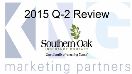 2015 Q-2 Review. Q2 Highlights Content in Context www.kngmp.com 2.