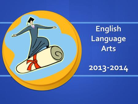 English Language Arts 2013-2014. Mrs. Sollecito Honors, College Prep Language Arts.