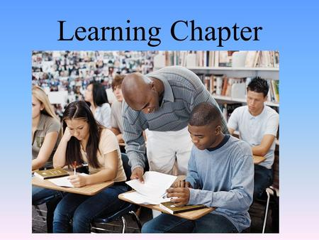 Learning Chapter. Observational Learning Module 21.
