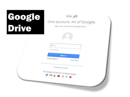 Google Drive. Google Docs Google Drive is the new home for Google Docs Create and share your work online and access your documents from anywhere Manage.