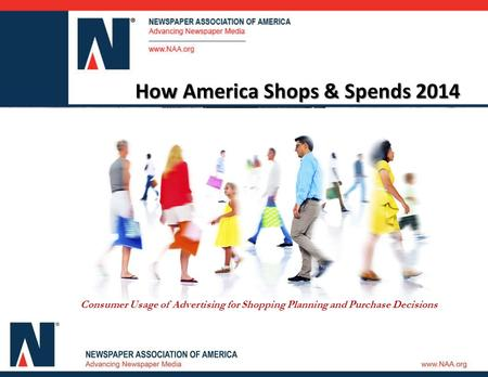 How America Shops & Spends 2014