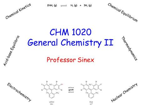 The Keys to Chemistry: Interactive Web-Based Gen Chem