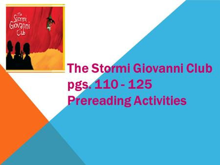 The Stormi Giovanni Club pgs