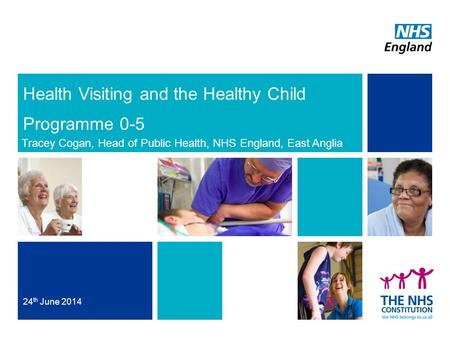 Health Visiting and the Healthy Child Programme 0-5