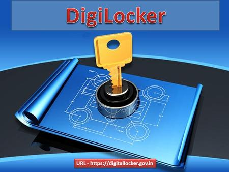 URL - https://digitallocker.gov.in. Step 1: Click the 'Sign Up' option in the right upper side of the page.