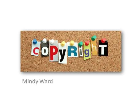 Mindy Ward. By Nina Paley Universal sues MySpace for copyright violations November 17, 2006.
