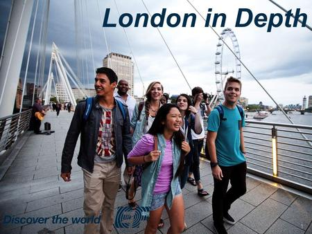 1 London in Depth. Susan Mitchell is enamored with London and has made four trips there; 1983, 2005 and twice in 2008. It cannot be denied that the history,