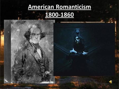 American Romanticism 1800-1860. Introduction Fiction: – Washington Irving – Nathaniel Hawthorne Non-Fiction: – Ralph Waldo Emerson – Henry David Thoreau.
