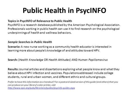 Introduction What do we mean by Public Health? How has the