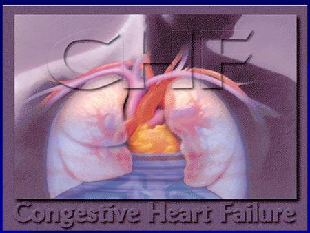 Drugs for CCF Heart failure is the progressive inability of the heart to supply adequate blood flow to vital organs. It is classically accompanied by significant.