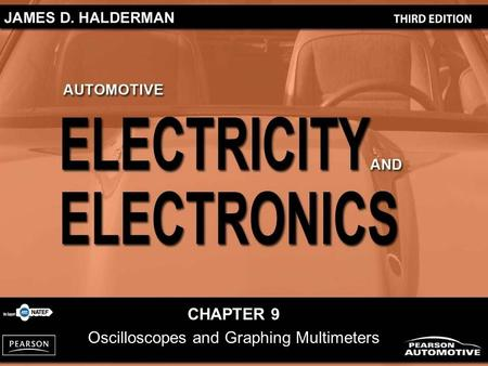 CHAPTER 9 Oscilloscopes and Graphing Multimeters