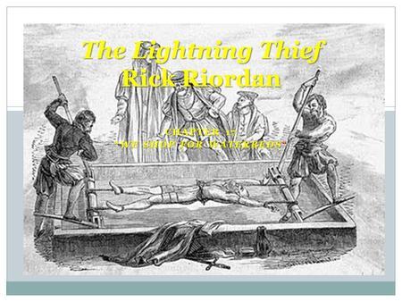 percy jackson the lightning thief online pdf