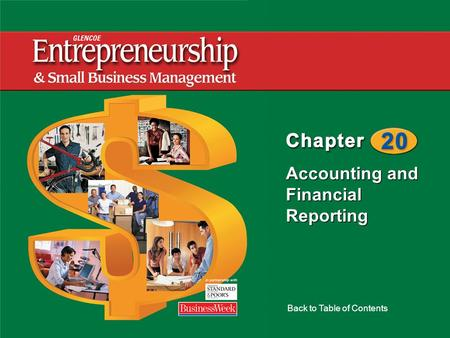 Accounting and Financial Reporting Back to Table of Contents.