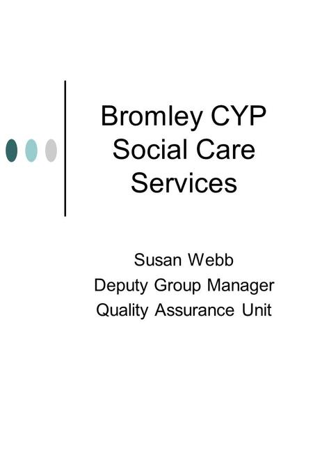 Bromley CYP Social Care Services
