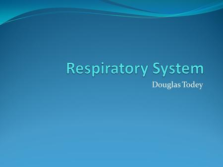 Douglas Todey. Functions The main function is to deliver oxygen to the blood The four main functions can be described with the acronym VEEM Ventilate.