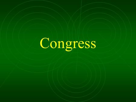 Congress. The House of Representatives Rules for Lawmaking Complex Rules House and Senate print rules every two years. House rules are generally geared.