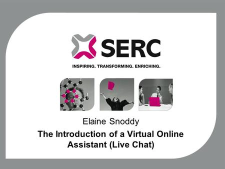 The Introduction of a Virtual Online Assistant (Live Chat)
