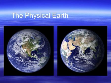 The Physical Earth. The World Has Made Impressive Progress in the Last Century  Food production vs. population growth.  Science.