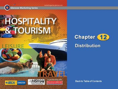 Selling Hospitality & Tourism