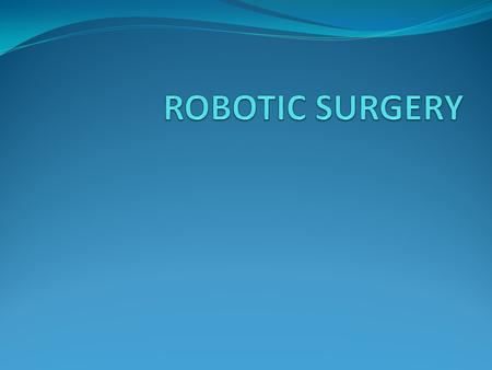 CONTENTS INTRODUCTION HISTORY TYPES OF ROBOTIC SYSTEM WORKING OF ROBOTIC SYSTEMS ADVANTAGES LIMITATIONS CONCLUSION.