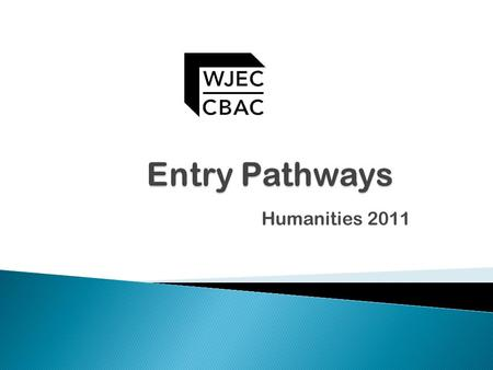 Humanities 2011. Basic Terms: The Qualifications and Credit Framework (QCF) is designed to offer learners, learning providers and employers an inclusive.