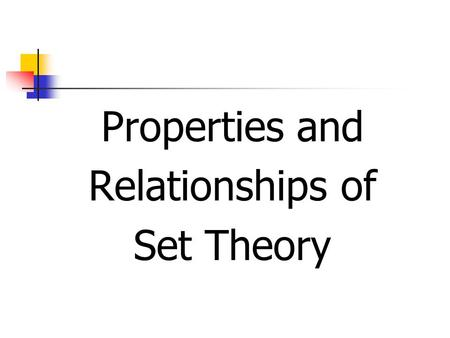 Math 2311 Section 22 Sets And Venn Diagrams A Set Is A Collection