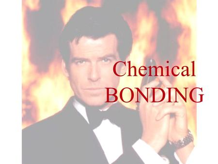 Chemical BONDING. Chemical Bond A bond results from the attraction of nuclei for electrons –All atoms trying to achieve a stable octet IN OTHER WORDS.