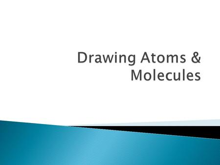  1. It helps to have identified the number of protons, neutrons & electrons an atom has before you try to draw it. You can find this by using this by.