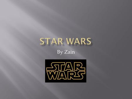 By Zain. Chapter 1: Why you should read this book Chapter 2: The Basics Chapter 3: The Republic Chapter 4: The Separatists Chapter 5: Characters Chapter.