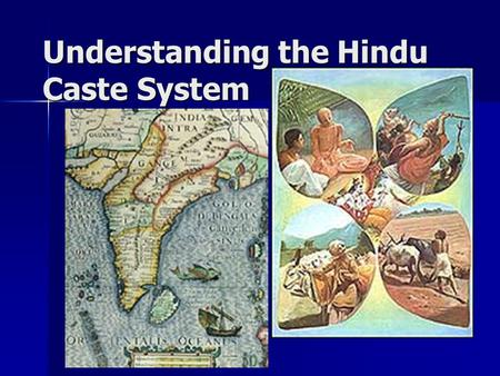 Understanding the Hindu Caste System. What is it and when did it start? India's caste system is perhaps the world's longest surviving social hierarchy.
