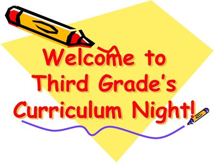 Welcome to Third Grade's Curriculum Night!. Reading  Imagine It!  RAZ Kids  Novel Studies  Comprehension Strategies and Skills  Strengthening Fluency.
