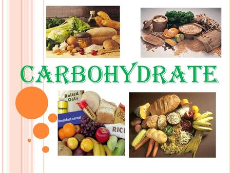 CARBOHYDRATE.