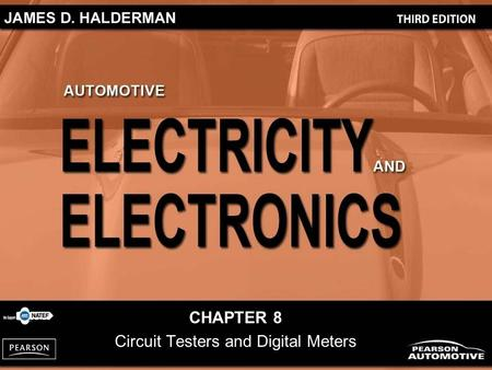 CHAPTER 8 Circuit Testers and Digital Meters