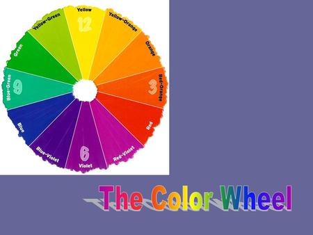 Where does color come from? A ray of light is the source of all color. Without light, color does not exist. Light is broken down into colors of the spectrum.