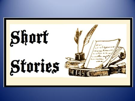 5 Key Elements of a Short Story: