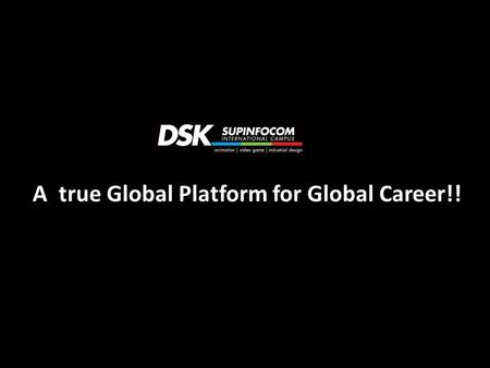 A true Global Platform for Global Career!!. A leading Institute for Animation Video Game <strong>Industrial</strong> Design.