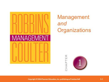 Management and Organizations