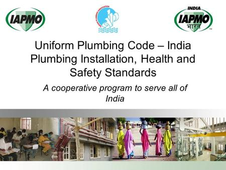 A cooperative program to serve all of India