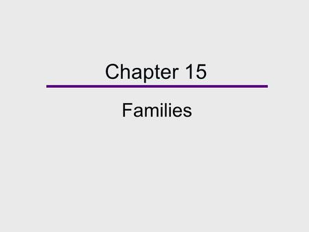 change of the family unit Published: mon, 5 dec 2016 the structure of the family has changed drastically in ireland and many western countries has seen a major change in the nature and structure of the family in recent times.