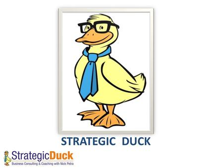 STRATEGIC DUCK. SMALL BUSINESS IMPACT on the ECONOMY POSITIVES NEGATIVES CATEGORIES NOT INCLUDED.