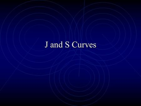 J and S Curves. If things were perfect for a population and all the individuals survived and reproduced at the maximum rate, that growth rate is called.
