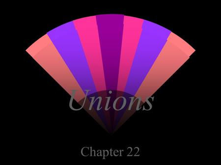 Unions Chapter 22. HOW DO STATE AND FEDERAL GOVERNMENTS REGULATE EMPLOYMENT? w The U.S. Constitution gives the federal government certain powers and reserves.