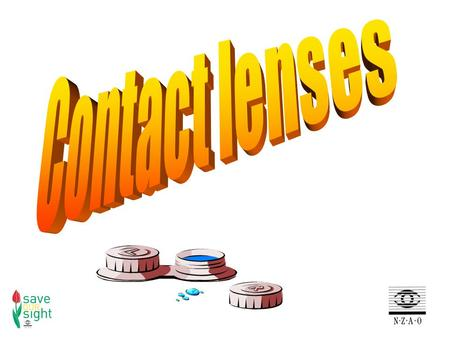 Contact lenses were thought of as early as 1508 when Leonardo da Vinci sketched and described several forms of them.