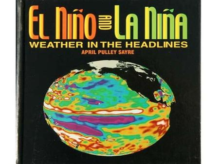  El Nino occur approximately every 3 to 5 years and can last from 6 months 2 over 2 years.  An abnormal warming of surface ocean waters in the eastern.