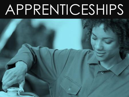 APPRENTICESHIPS. Benefits Opportunities Qualifications How to apply Questions.