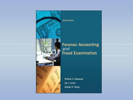 1-1. 1-2 01 Introduction to Forensic Accounting and Fraud Examination McGraw-Hill/Irwin Copyright © 2012 by The McGraw-Hill Companies, Inc. All rights.