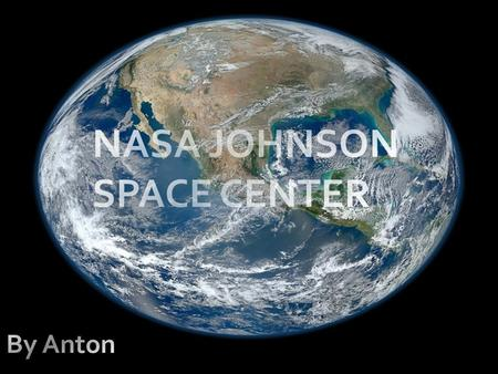 It is a center for space flight training Research Flight What is the Space Center for?