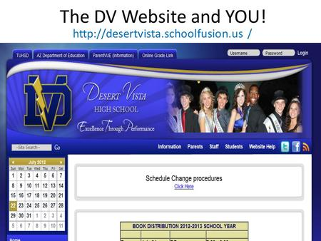 The DV Website and YOU!  /